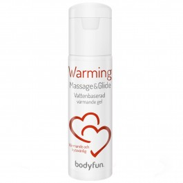 Bodyfun Warming Massage og Glidecreme 100 ml