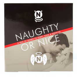 Naughty or Nice 3-i-1 Parspil