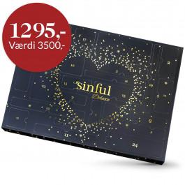 Image of   Sinful Deluxe Julekalender 2018