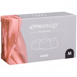 Womanizer InsideOut Sugehoved 3 Pak Medium