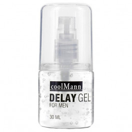 CoolMann Delay Gel 30 ml