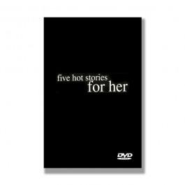 Five Hot Stories For Her DVD af Erika Lust