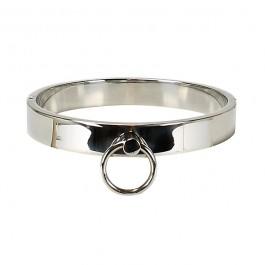 Metal Halsbånd med O-ring