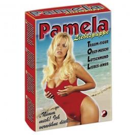 Pamela 3 Huls Oppustelig Sexdukke