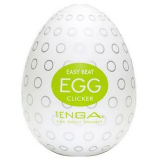 TENGA Egg Clicker Onani Håndjob til Mænd