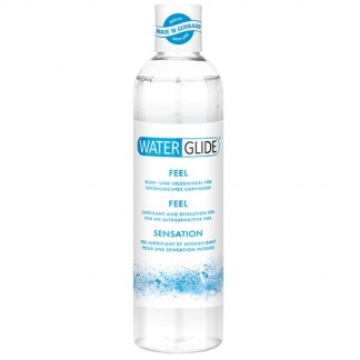 Waterglide Feel Vandbaseret Glidecreme 300 ml