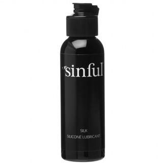 Sinful Silk Silikone Glidecreme