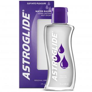 Astroglide Vandbaseret Glidecreme 140 ml
