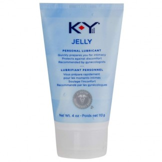KY Jelly Vandbaseret Glidecreme 113 ml