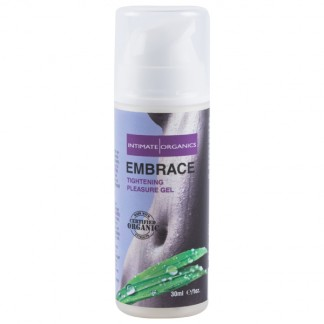 Intimate Organics Embrace Opstrammende Pleasure Gel 30 ml