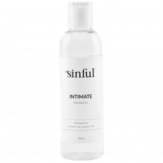 Sinful Intim Massageolie 200 ml