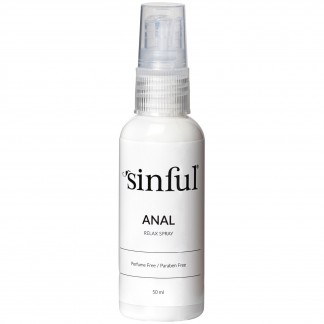 Sinful Anal Relax Spray 50 ml