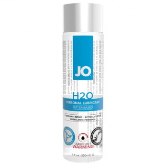 System JO H2O Varmende Glidecreme 120 ml