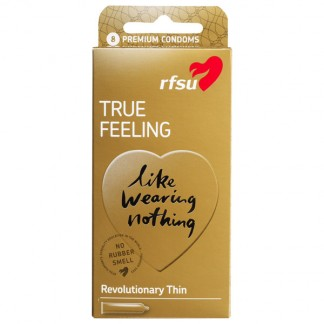 RFSU True Feeling Kondomer 8 stk