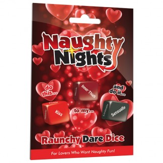 Naughty Nights Terninge Spil