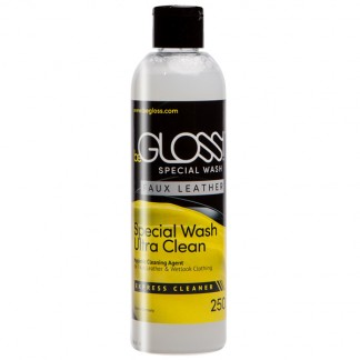 beGLOSS Special Wash til Kunstlæder 250 ml