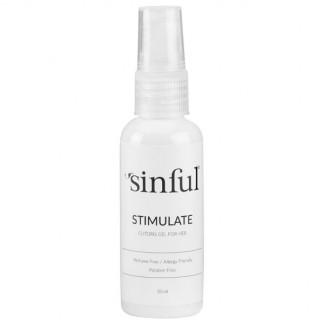 Sinful Stimulerende Orgasme Gel 50 ml