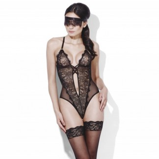 Fever Secret Encounter Bundløs Bodystocking