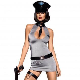 Obsessive Politi Uniform
