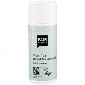 Fair Squared Vegansk Grøn Te Lube og Massage Gel 150 ml