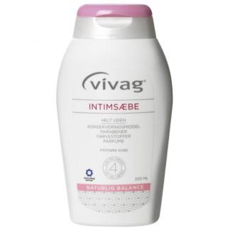 Vivag Intimsæbe 200 ml