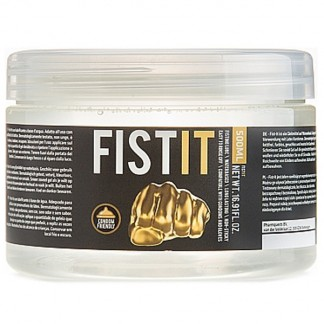 Fist It Vandbaseret Glidecreme 500 ml
