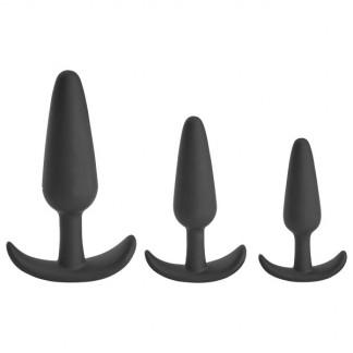 Sinful Sailor Triple Butt Plug Sæt