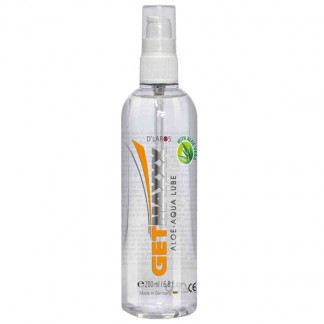 Getmaxxx Aloe Vera Vandbaseret Glidecreme 200 ml