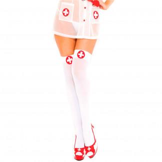 Music Legs Sygeplejerske Strømper
