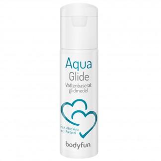 Bodyfun Aqua Glide Vandbaseret Glidecreme 100 ml