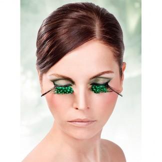 Grønne Øjenvipper
