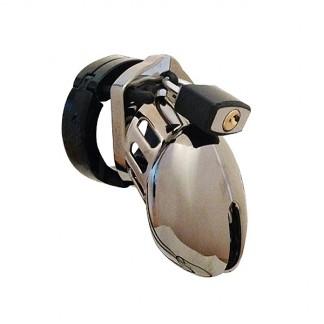 CB-6000S Chrome 6,35 cm Kyskhedsbælte