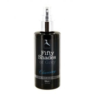 Fifty Shades of Grey Sexlegetøj Rengøring 100 ml