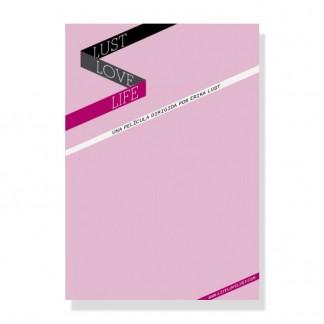 Life Love Lust DVD af Erika Lust