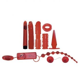 Red Roses Sexlegetøj Sæt
