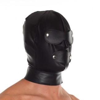 Justerbar Læder Maske