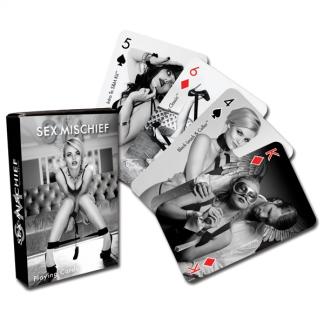 Sex & Mischief Sex Spillekort