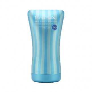 TENGA Soft Tube Cup Cool