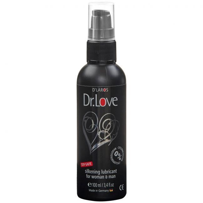 Dr. Love Silikone Glidecreme 100 ml - TESTVINDER