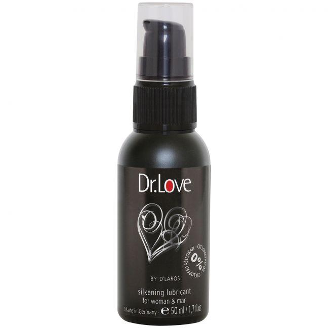 Dr. Love Silikone Glidecreme 50 ml - TESTVINDER