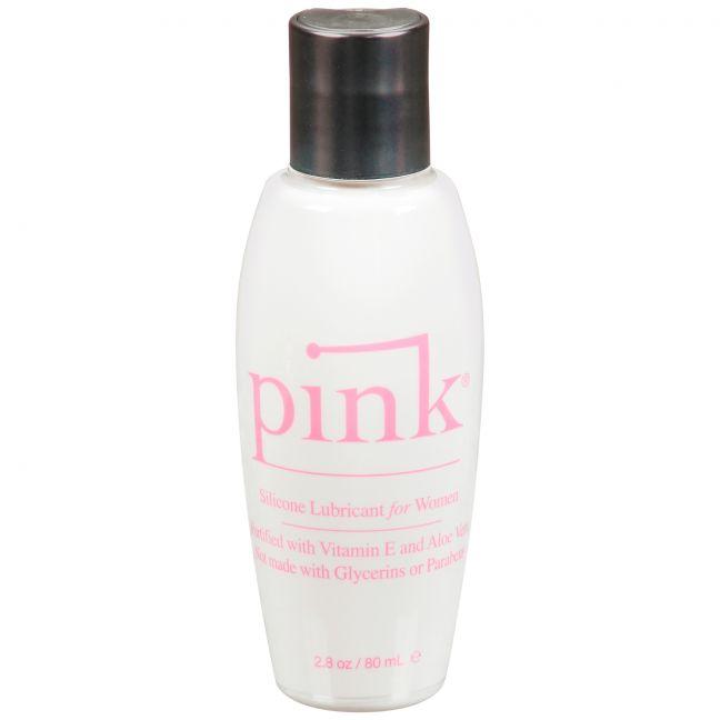 Pink Silikone Glidecreme 80 ml