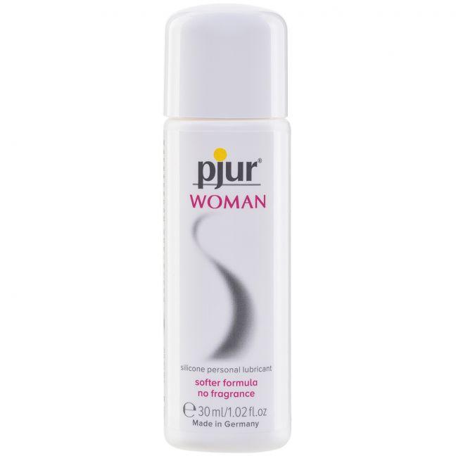 Pjur Woman Silikone Glidecreme 30 ml - TESTVINDER