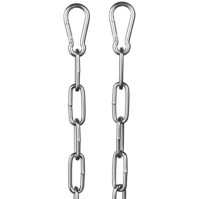 Rimba Metal Kæde med Karabinhager 200 cm