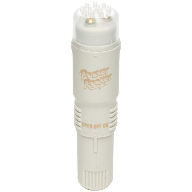 Doc Johnson Pocket Rocket The Original Mini Vibrator - TESTVINDER