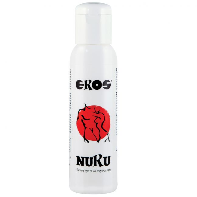 Eros Nuru Gel Til Kropsmassage 250 ml