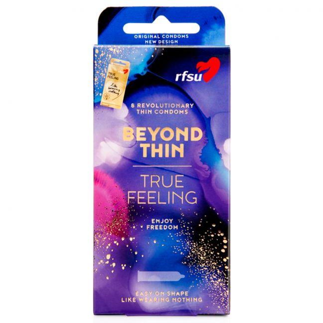 RFSU True Feeling Kondomer 8 stk