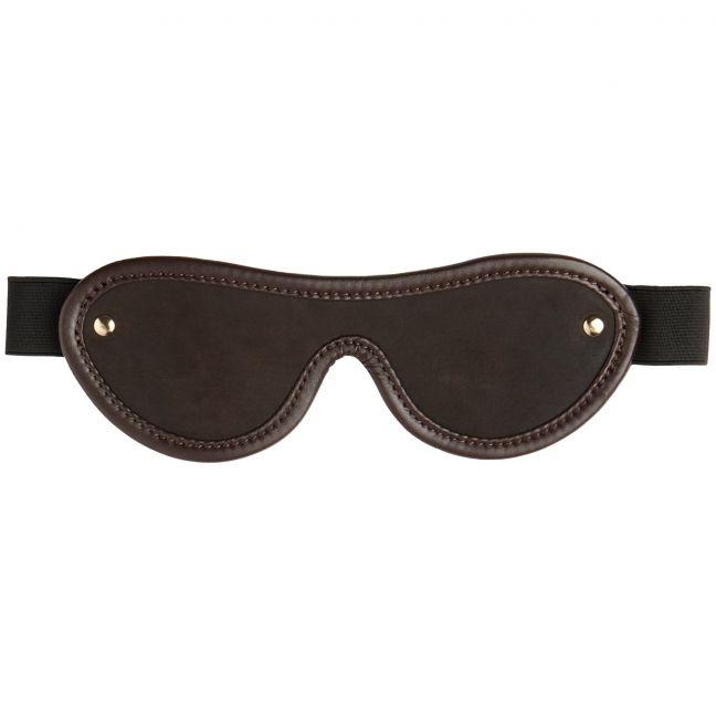 Bound Læder Blindfold
