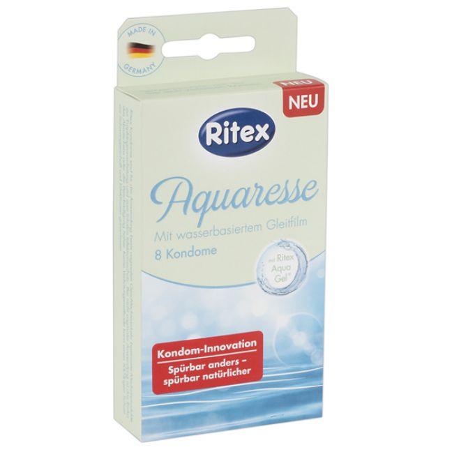 Ritex Aquaresse Kondomer 8 stk