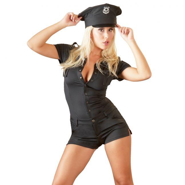 Cottelli Politi Jumpsuit Kostume
