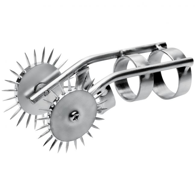 Master Series Spiked Double Finger Pinwheel